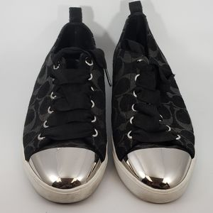 Coach Makayla Black Shoes